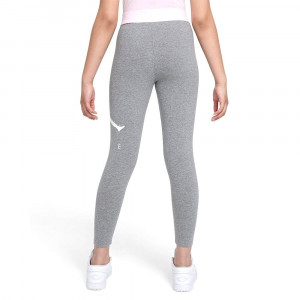 Air Jordan Jumpman Logo Girls Leggings ''Grey''