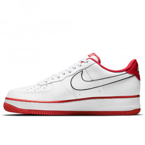 Nike Air Force 1 '07 LX ''Hello White/University Red''