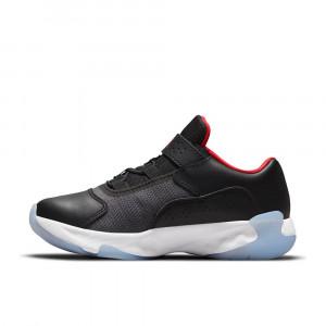 Air Jordan 11 CMFT Low ''Black/Red/White'' (PS)