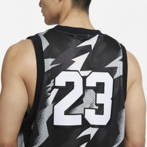 Air Jordan Jumpman Printed Jersey ''Black''
