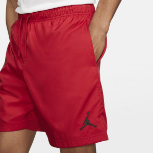 Air Jordan Jumpman Poolside Shorts ''Gym Red''