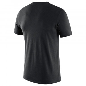 Air Jordan NBA LA Lakers Courtside T-Shirt ''Black''