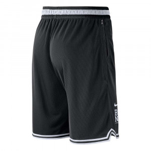 Nike NBA Brooklyn Nets Courtside Shorts ''Black''