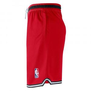 Nike NBA Chicago Bulls Courtside Shorts ''University Red''