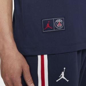 Air Jordan Paris Saint-Germain Wordmark T-Shirt ''Midnight Navy''