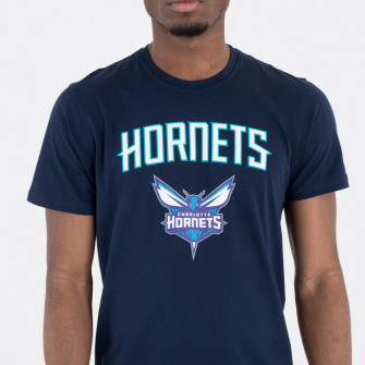 New Era Charlotte Hornets T-Shirt ''Navy''