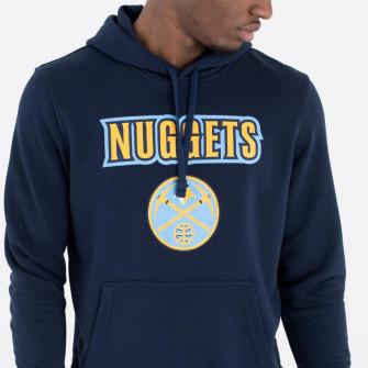 Pulover New Era Denver Nuggets Team Logo ''Blue''