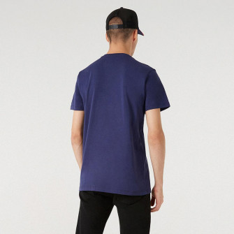 New Era Coastal Heat Infill Los Angeles Lakers T-Shirt ''Blue''