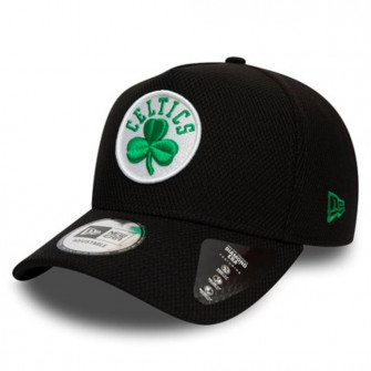New Era Base A Frame Boston Celtics Hat ''Black''