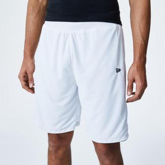 New Era Black and White Reversible Shorts
