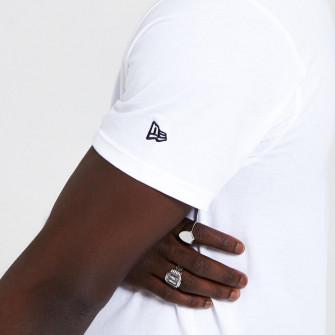 New Era Established Flag New York T-Shirt ''White''