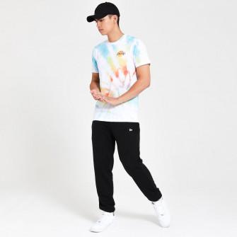 New Era Tie Dye Los Angeles Lakers T-Shirt ''Multi''