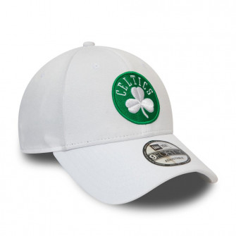 New Era Shadow Tech Boston Celtics 9Forty Cap ''White''