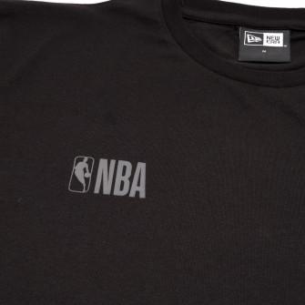New Era NBA Taping T-Shirt ''Black''