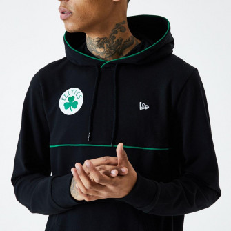 New Era Boston Celtics NBA Piping Hoodie ''Black''