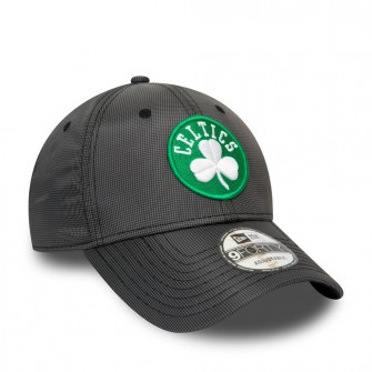 New Era NBA Boston Celtics Team Ripstop 9FORTY Cap ''Grey''