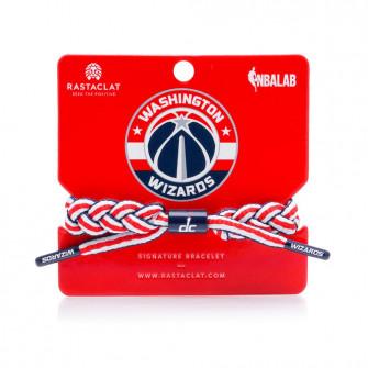 Rastaclat NBA Washington Wizards Signature Bracelet ''Away''