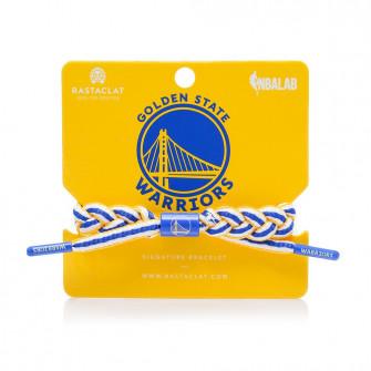 Rastaclat NBA Golden State Warriors Signature Bracelet ''Away''