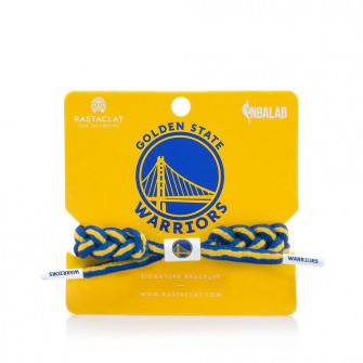 Rastaclat NBA Golden State Warriors Signature Bracelet ''Alternate''