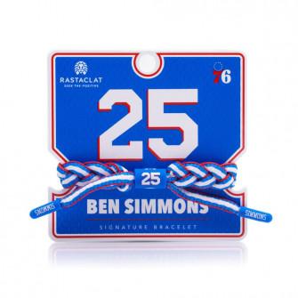 Rastaclat NBA Philadelphia 76ers Signature Bracelet ''Ben Simmons''