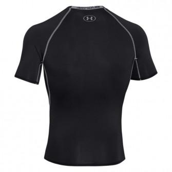 UA HeatGearTM Compression Shirt ''Black''