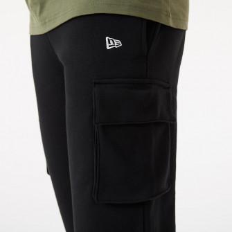 New Era Utility Cargo Jogger Pants ''Black''