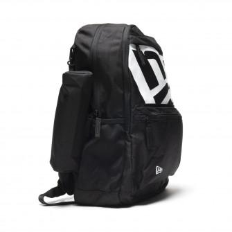 New Era Delaware Pencil Case Backpack Set ''Black''