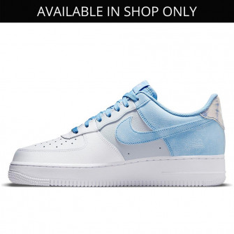 Nike Air Force '07 LV8 ''Psychic Blue''