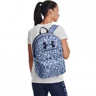 UA Loudon Print Backpack ''Blue''