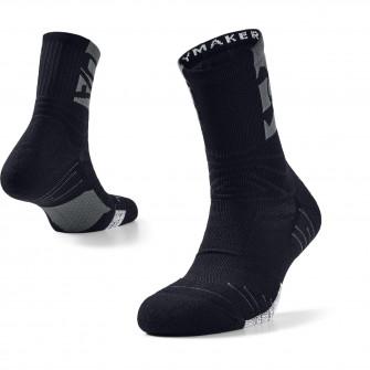 Under Armour Playmaker Crew Socks ''Black''
