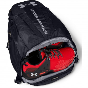 Under Armour Hustle 5.0 Backpack ''Black''
