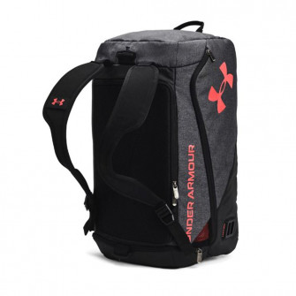 UA Contain Duo Duffle Bag ''Black/Grey''