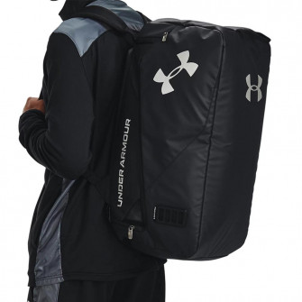 UA Contain Duo Medium Duffle Bag ''Black''