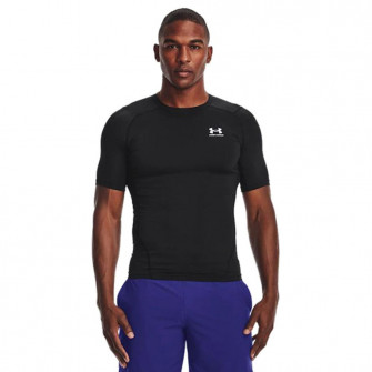 UA HeatGear Compression T-Shirt ''Black''