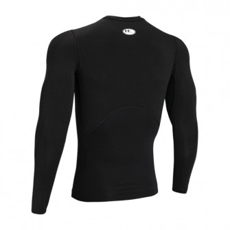 UA HeatGear Compresion Longsleeve Shirt ''Black''