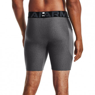UA HeatGear Compression Shorts ''Grey''