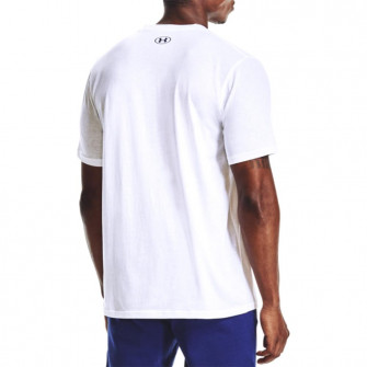 UA Collegiate MultiColor T-Shirt ''White''