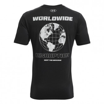 UA Project Rock Iron Paradise T-Shirt ''Black''