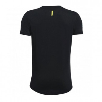 UA Curry Super Steph Kids T-Shirt ''Black''
