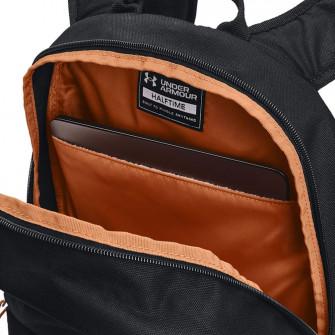 Under Armour Halftime Backpack ''Black/Orange''