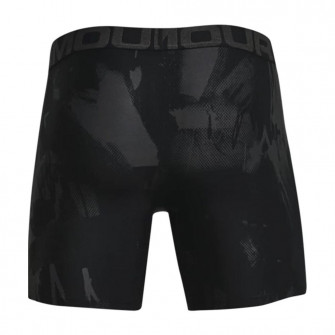 UA TechTM 6'' Performance Boxerjock 2-Pack ''Black''