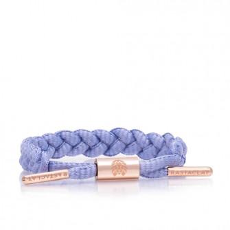 Rastaclat Holly Braided Bracelet ''Purple''