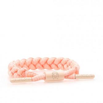 Rastaclat Soft Blush Braided Bracelet ''Light Orange''