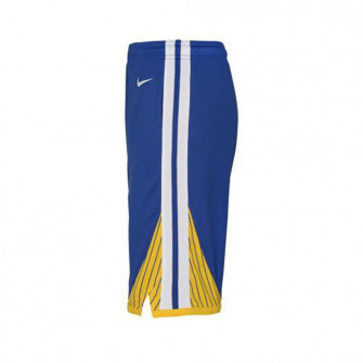 New Era NBA Golden State Warriors Swingman Kids Shorts ''Blue''