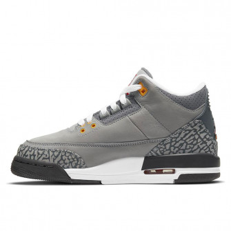 Air Jordan Retro 3 ''Cool Grey'' (GS)