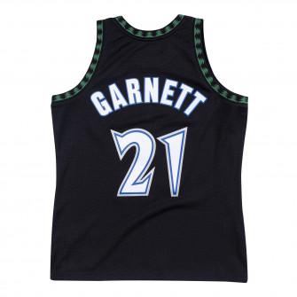 M&N NBA Minnesota Timberwolves Alt 1997-98 Swingman Jersey ''Kevin Garnett''