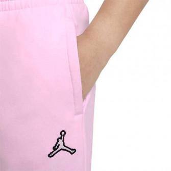 Air Jordan Essentials Fleece Girls Pants ''Pink''