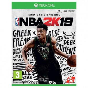 Xone NBA 2K19 Game