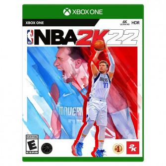Xbox One NBA 2K22 Game
