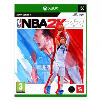 Xbox Series X NBA 2K22 Game